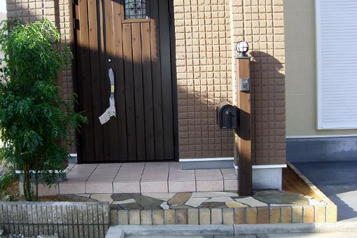 堺市 外構工事 1