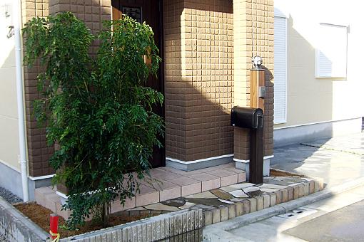 堺市 外構工事 2